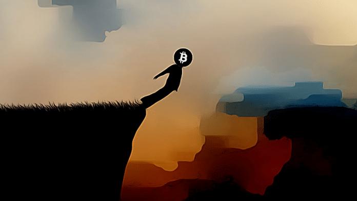 Bitcoin pod 10 000 USD – kryptotrhy padají – důvodů je hned několik