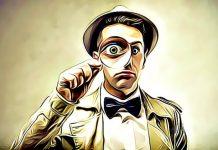audit, zákon, lupa, kryptoměny