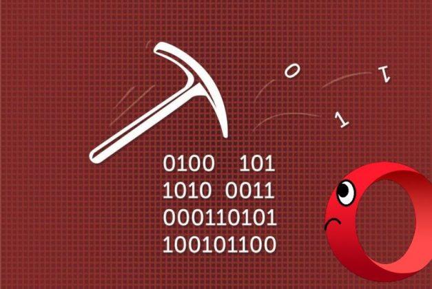 Mobilní prohlížeč Opera Vás ochrání před webovými minery