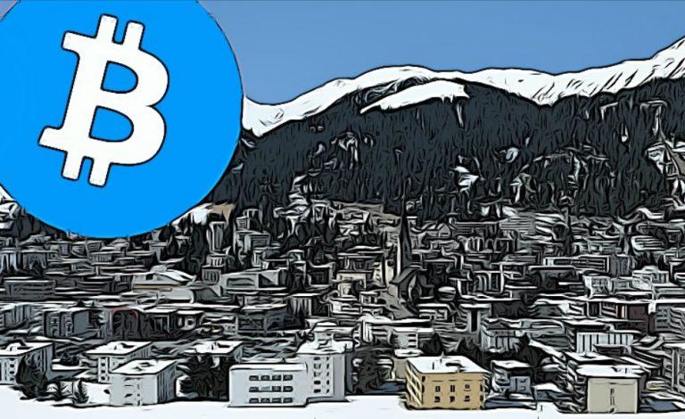 V Davosu se bude diskutovat i o kryptoměnách