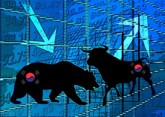 Manipulace s trhem v Jižní Koreji?