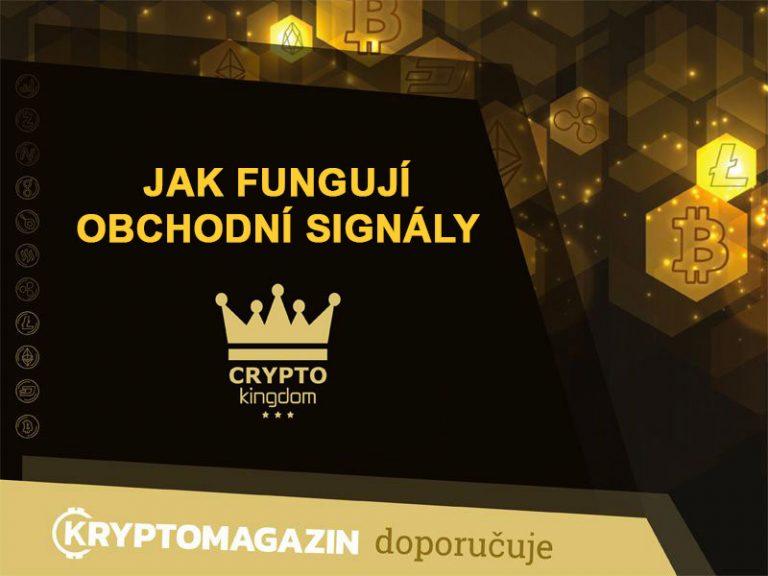 Jak fungují obchodní signály od Crypto Kingdom
