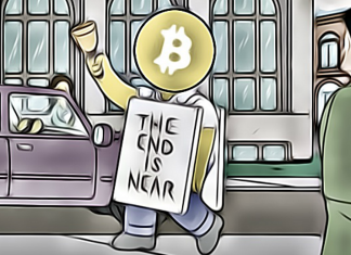 konec boomu bitcoinu