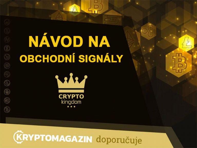 [Návod] Jak zprovoznit signály od Crypto Kingdom