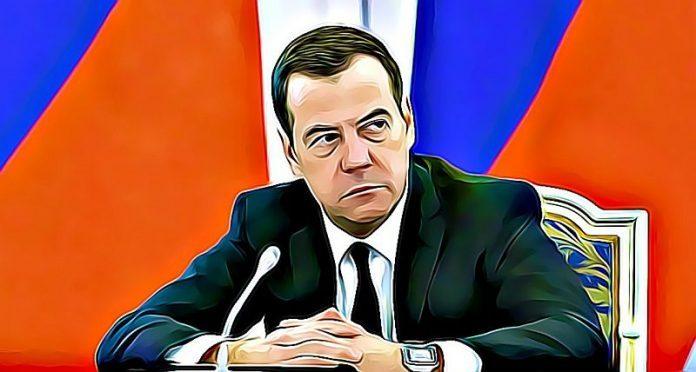 Rusko: Medveděv chce, aby EAEU jednotně regulovala kryptoměny