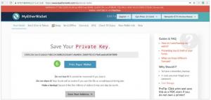 Keystore soubor a Private key