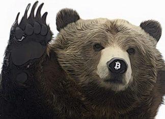 Medvědi se pořádně zakousli do Bitcoinu