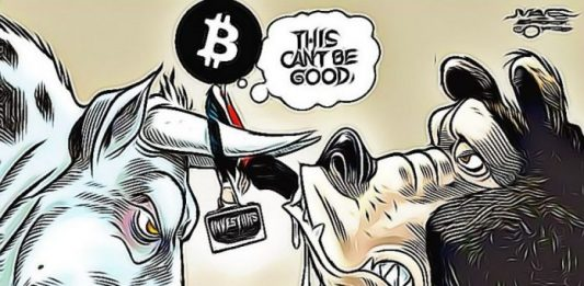 [Analýza] Bitcoin a Ethereum - pozor na bull-trap!