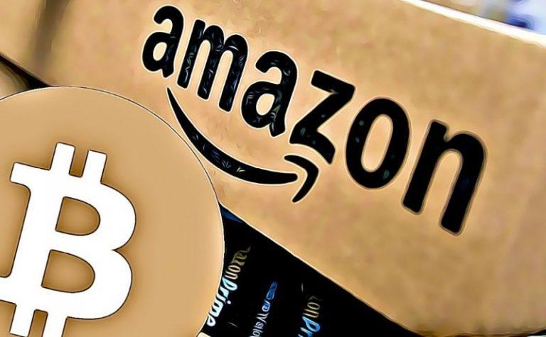 Amazon může vyvolat zemětřesení v kryptosvětě