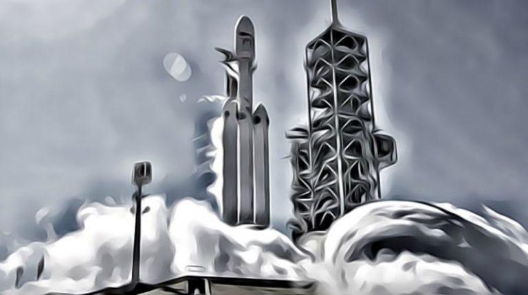 [Záznam] Falcon Heavy odstartoval úspěšně!