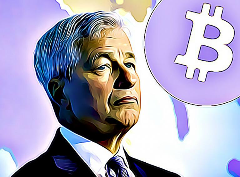 JPMorgan mění svůj postoj ke kryptoměnám