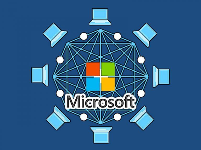 Microsoft koketuje s krypto – pracuje na revoluční ICO platformě?