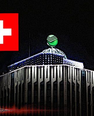 Švýcarská burza
