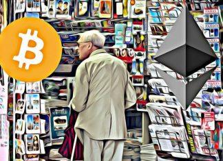 V Austrálii si Bitcoin a Ethereum koupíte už i v stánku
