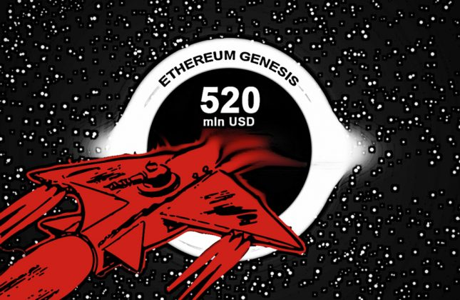 Na Ethereum genesis bloku jsou zaseklé tokeny za půl miliardy dolarů