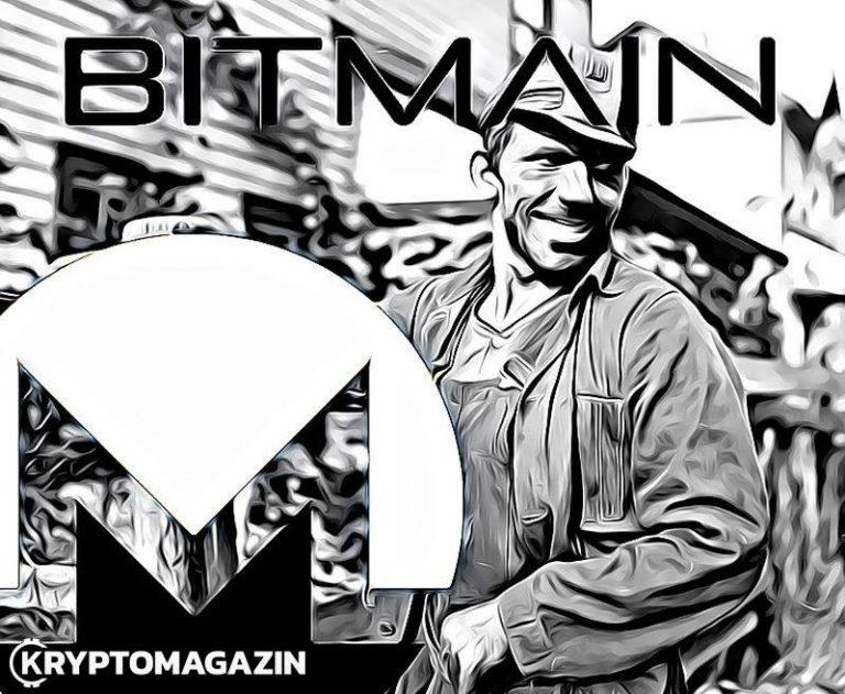 Bitmain přichází s novým Antminerem X3 na těžbu Monera
