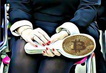 drazba bitcoin