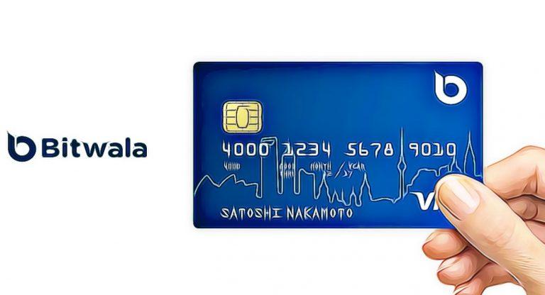 Společnost Bitwala spouští první bankovní účty v kryptoměnách