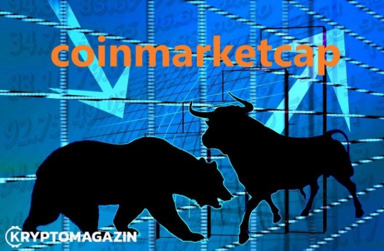 [ZPRÁVY] Coinmarketcap Crypto index spatřil světlo světa • Regulace centrální banky Mexika mohou kryptoměnám uškodit
