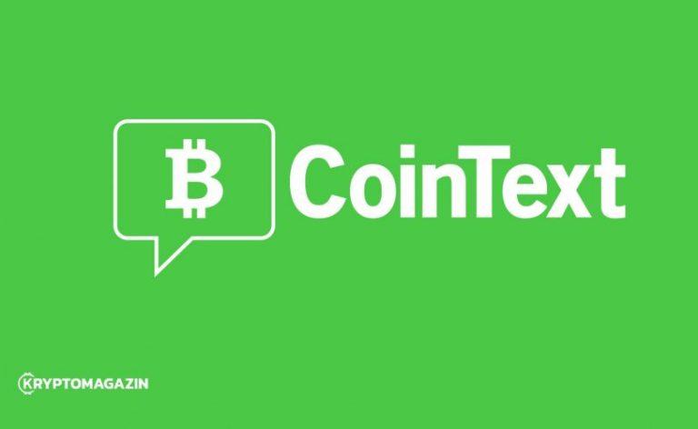 [ZPRÁVY] Aplikace Cointext umožní BCH transakce pomocí SMS protokolu i bez internetu…