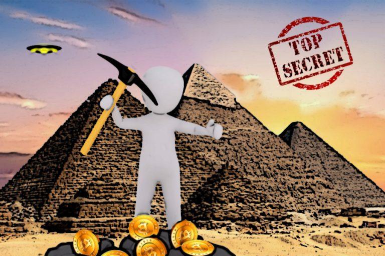 Egypt tajně využívá počítače svých občanů na těžbu kryptoměn