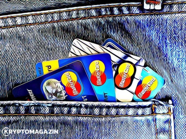 MasterCard má pozitivní pohled na kryptoměny, ne však na Bitcoin