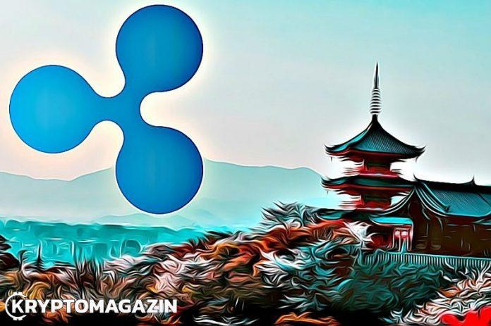 Generální ředitel SBI chce podporu XRP u všech japonských bank do roku 2025