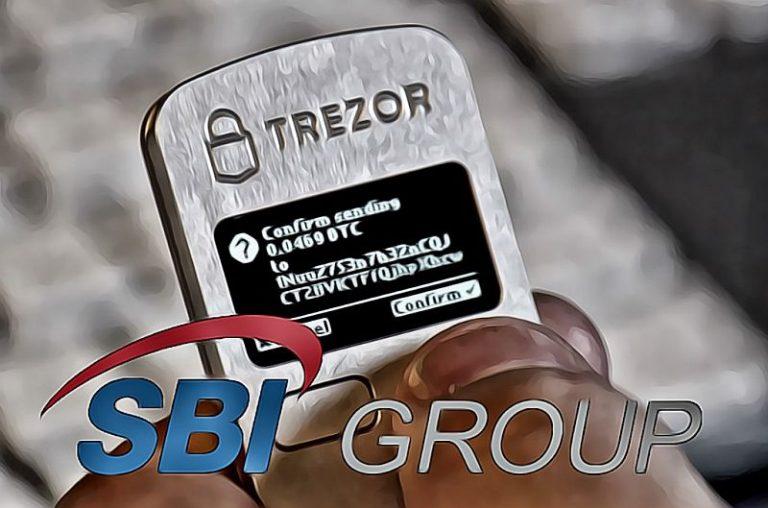 Japonská SBI Group investuje do HW peněženky