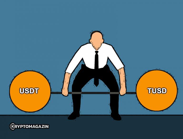 Konkurence pro Tether – přichází  True USD (TUSD)
