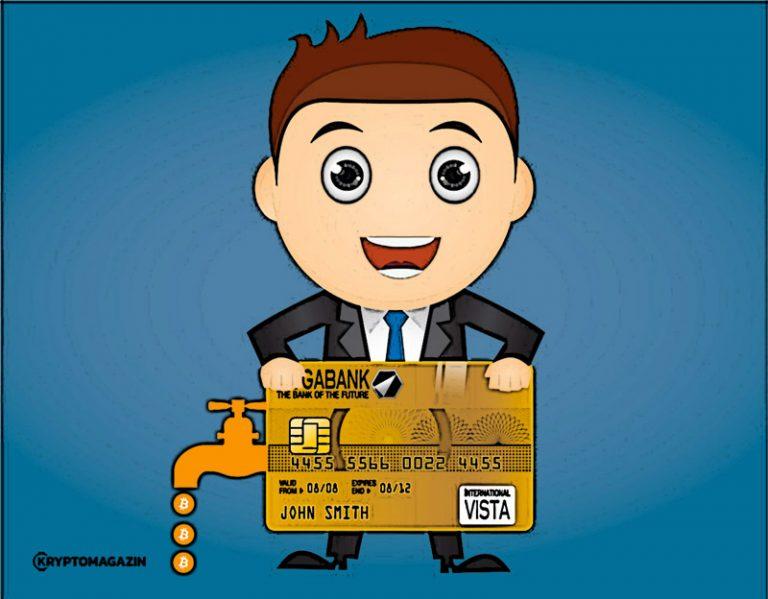 Budoucnost? Tato kreditní karta vrací kryptoměny místo peněz