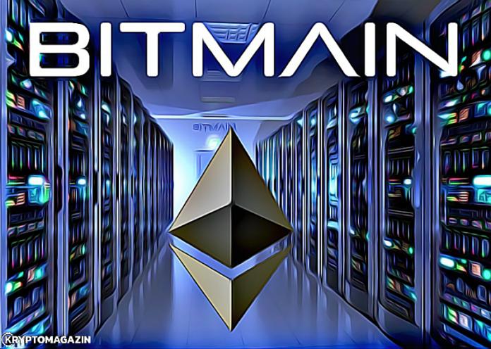Bitmain právě potvrdil První Ethereum ASIC miner!