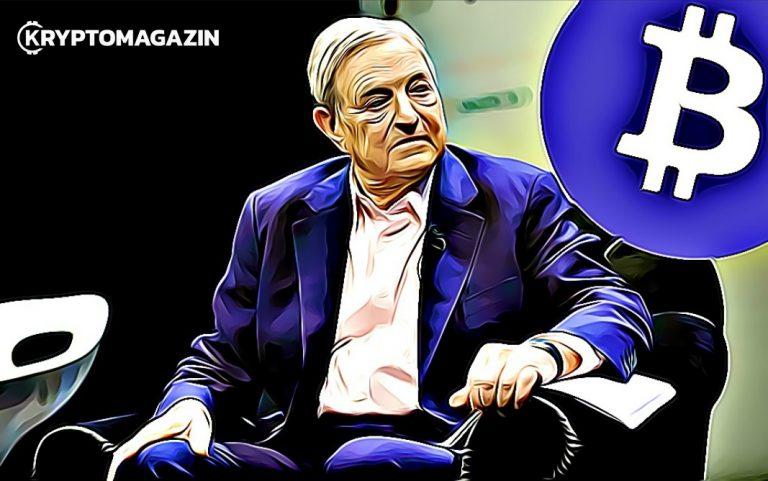 Nečekaný obrat – miliardář George Soros bude investovat do kryptoměn
