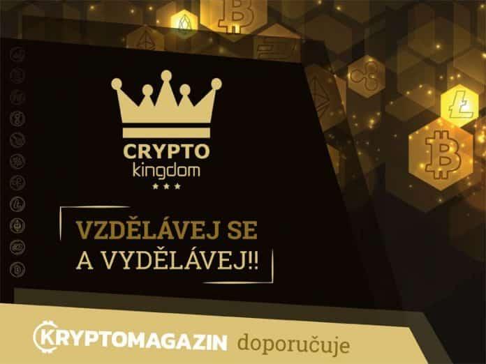 [Akce] CryptoKingdom signály JEŠTĚ TŘI HODINY se slevou 33%