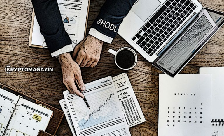 [Seriál] Plánujeme nákup kryptoměn k hodlování (7. díl) – Evidence a daň