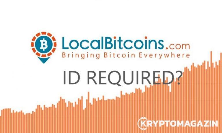 [ZPRÁVY] Konec anonymity na Localbitcoins? Platforma vyžaduje identifikaci