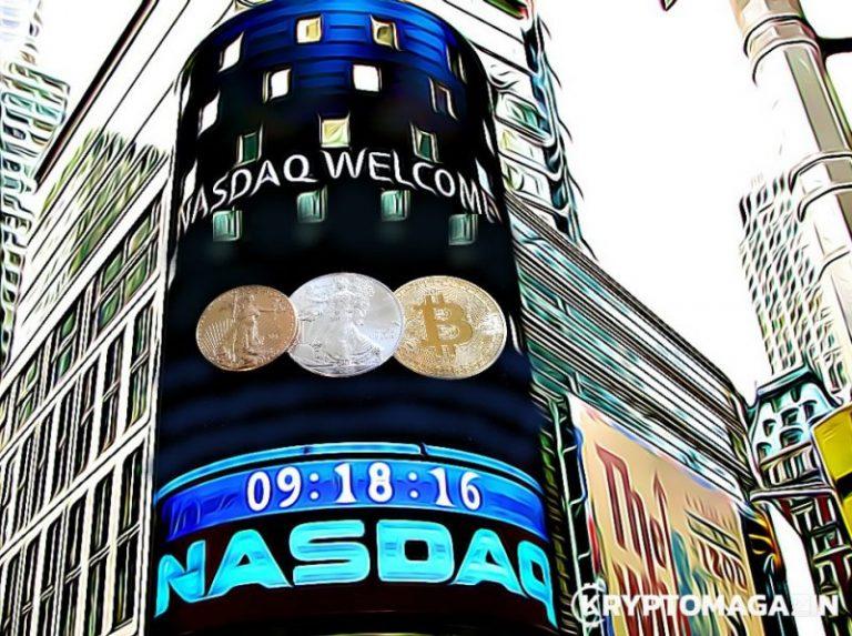NASDAQ zvažuje založení vlastní kryptoburzy