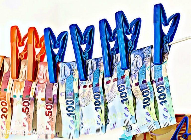 Podezření z praní špinavých peněz dopadlo na banku, která dříve označila kryptoměny jako risk