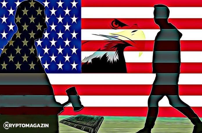 USA soud