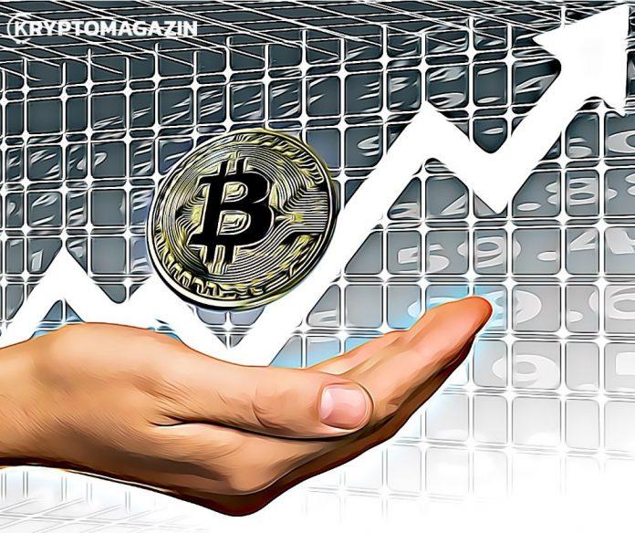 bitcoin roste