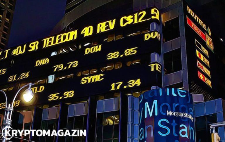Morgan Stanley vyzývá centrální banky: Zaměřte se na kryptoměny