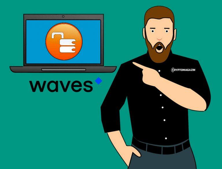 Zažije kryptoměna Waves další run i dnes? Dosud rostla nevídaně