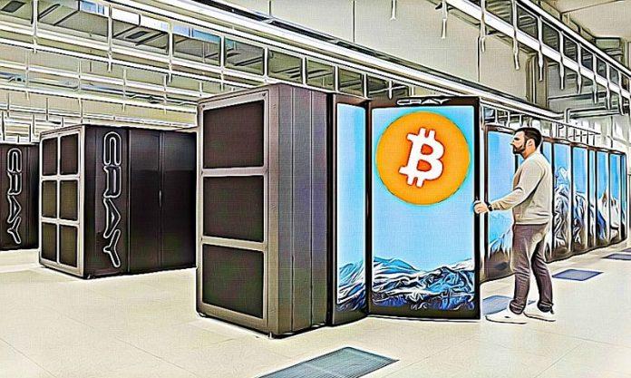 Těžba Bitcoinu může spotřebovat až 0,5 % celosvětové elektrické energie