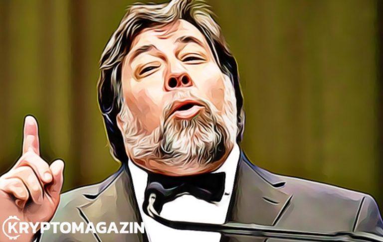 [ZPRÁVY] Wozniak: Ethereum je jako Apple – Čína identifikovala 421 podvodných kryptoměn