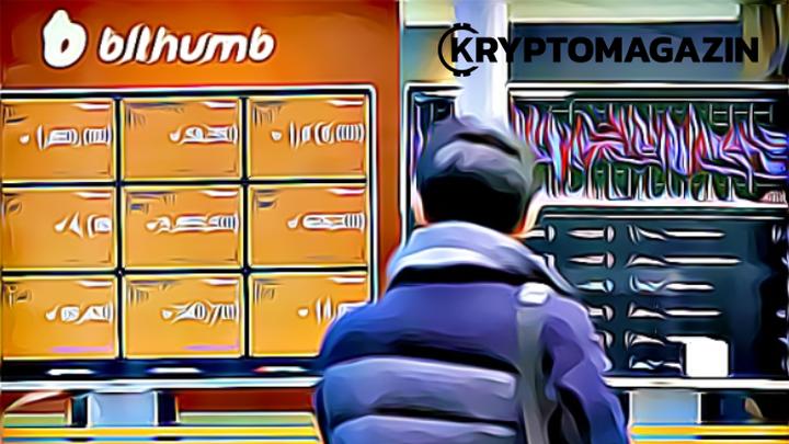 Jihokorejská burza Bithumb zalistovala Cardano a Status Network Token