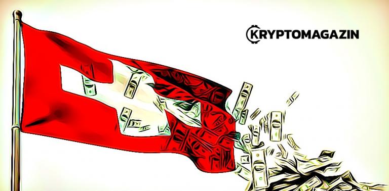 Švýcarská banka spouští krypto peněženku s možností směny na peníze