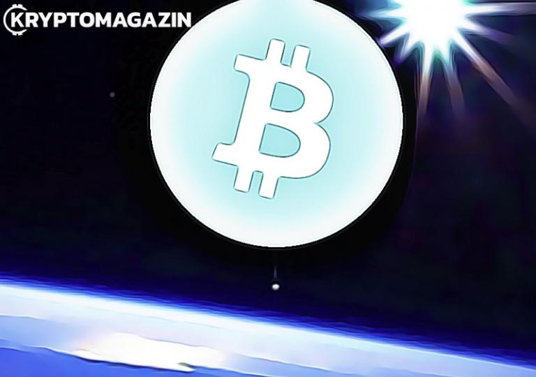 Projekt Miner One těžba Bitcoinu na balonu ve stratosféře