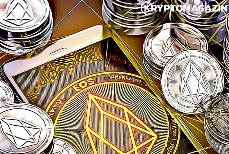 EOS stanovil nový rekord v počtu transakcí! Překonal tím Tron, Bitcoin či Ethereum