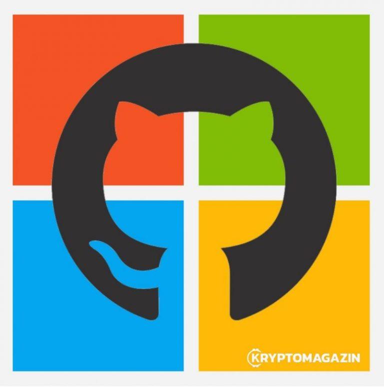 [Hot News] Microsoft koupil platformu GitHub za 7,5 miliard USD