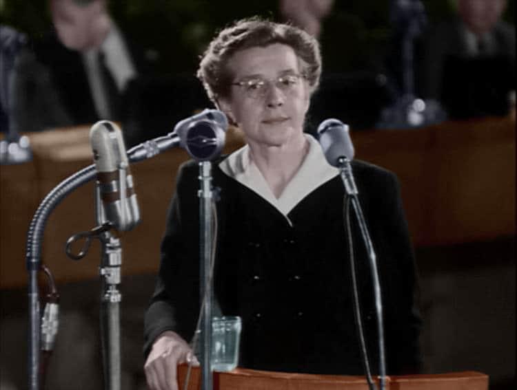 [Osobnost] Milada Horáková – Oběť justiční vraždy socialismu zemřela za svobodu a přesvědčení