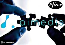 aimedis pfizer partnership